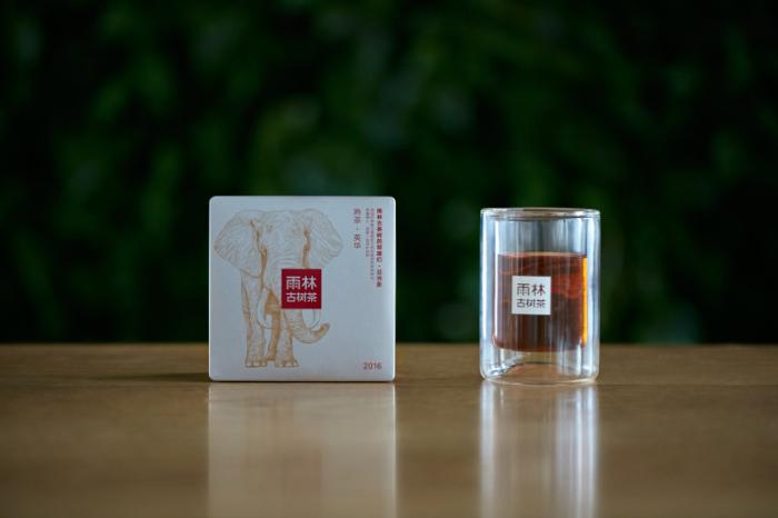 容品牌:雨林古茶坊&雨林古树茶 品牌策划&包装设计
