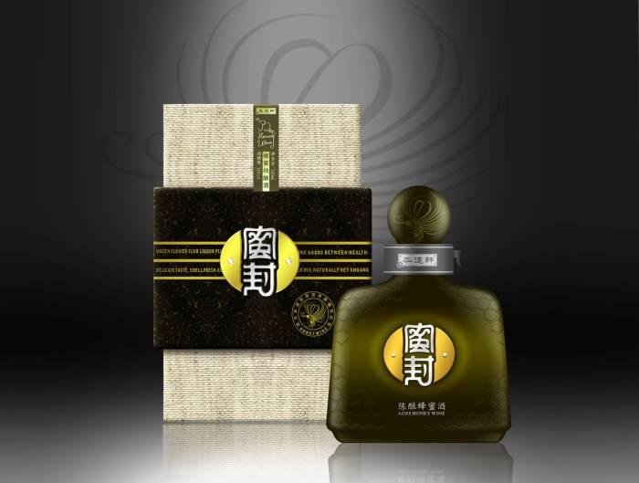 湖北武汉本造轩蜂蜜酒品牌包装全案开发设计,古一设计