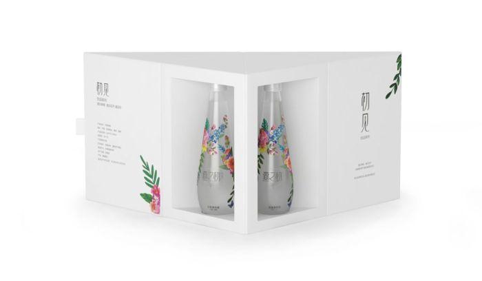 燕窝饮料包装设计,燕窝品牌设计-燕之初燕窝